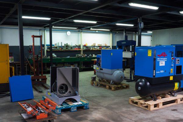Compressor Industrial